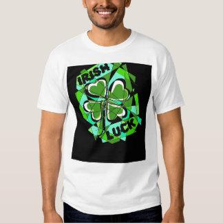 Luck of the Irish. Tee Shirts
