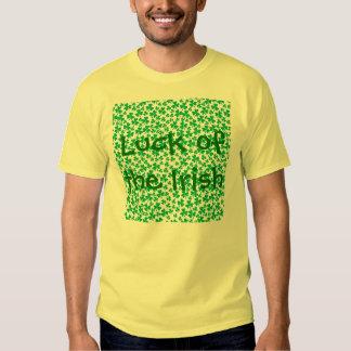Luck of the Irish Tshirts