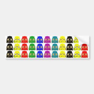 Luck Owl! Bumper Sticker