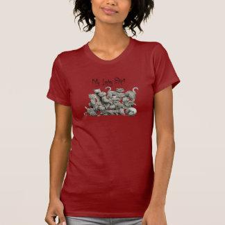 Lucky 13 T-shirt-Customize T-Shirt