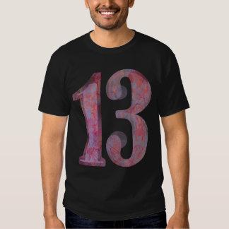Lucky 13 tees