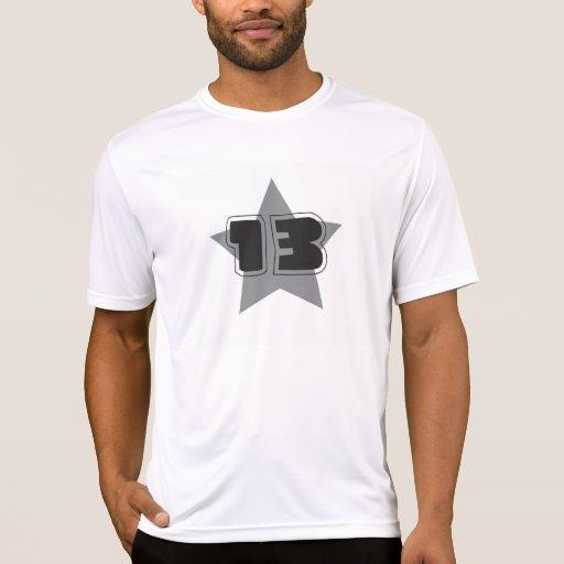 Lucky #13 tee shirts