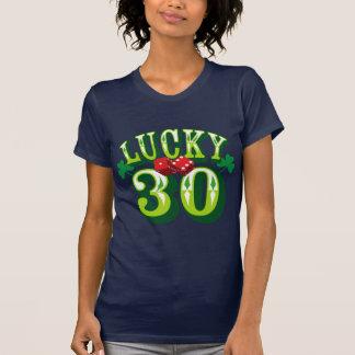Lucky 30 (Cootie Queen) Tee