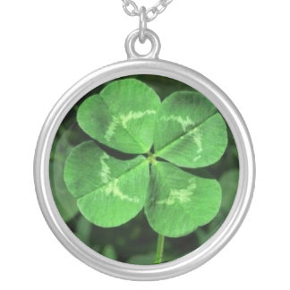 Lucky 4 leaf clover jewelry