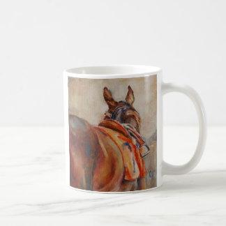 Lucky #7 coffee mug