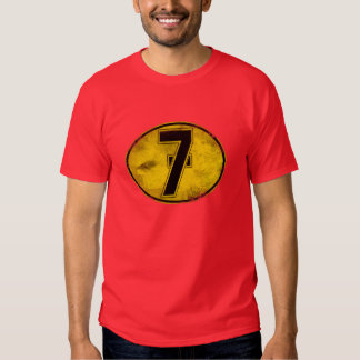 Lucky 7 tshirts