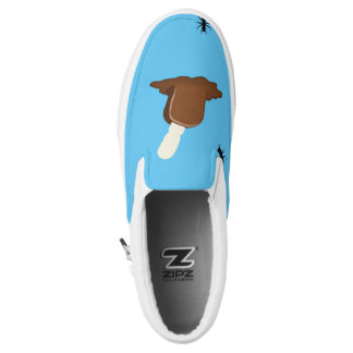 Lucky Ants Slip-On Shoes