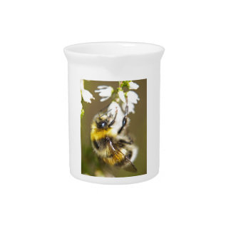 Lucky Bee Pitcher