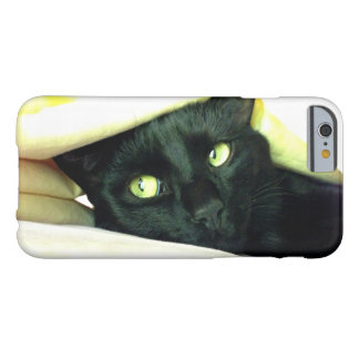 Lucky Black Cat Barely There iPhone 6 Case