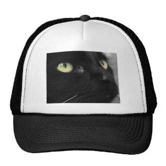 Lucky Black Cat Cap