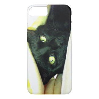 Lucky Black Cat iPhone 7 Case