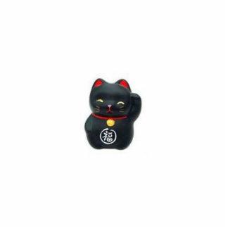Lucky Black Cat Sculpture Photo Sculptures