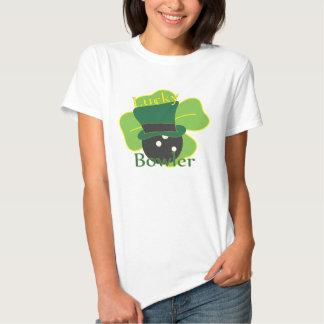Lucky Bowler Tee Shirts