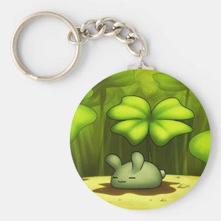 Lucky Bunny Keychain