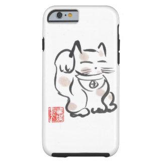 Lucky Cat iPhone 6 case Tough iPhone 6 Case