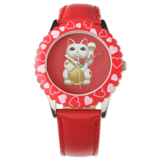 Lucky Cat Watches