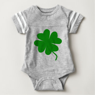 Lucky Charm Baby Clothing Baby Bodysuit