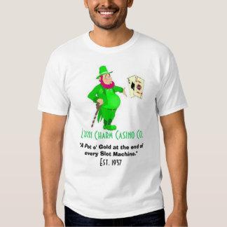 Lucky Charm Casino Co. Tee Shirts