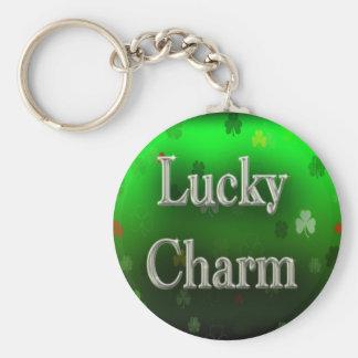 Lucky Charm keychain