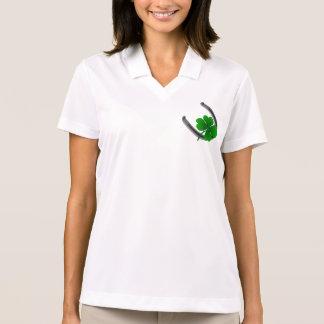 Lucky Charm Shirt Good Luck Golf Shirts Customise