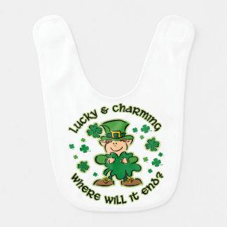 Lucky & Charming Kids Bibs