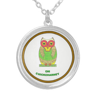 Lucky Chi Chickcharnie necklace