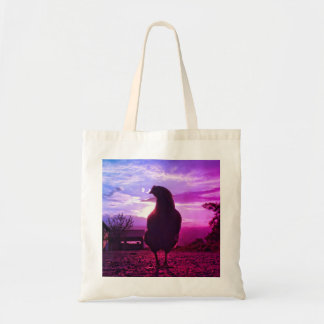 Lucky chicken tote bag