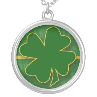 Lucky Clover Necklace