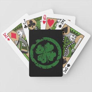 Lucky Clover Poker Deck