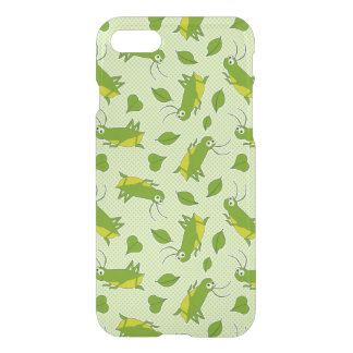 Lucky Cricket Pattern iPhone 7 Case