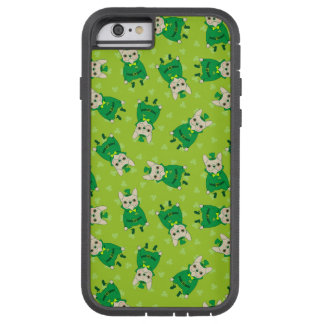 Lucky Cute Frenchie on St. Patrick's Day Tough Xtreme iPhone 6 Case