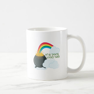 Lucky Day Coffee Mug