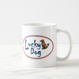 Lucky Dog Coffee Mug