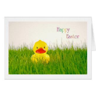 Lucky Duck Card