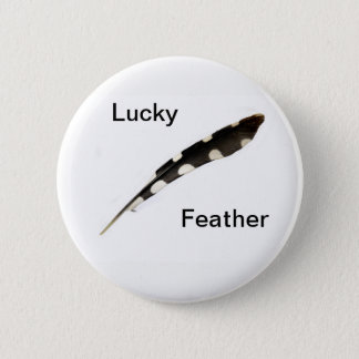 Lucky Feather Badge