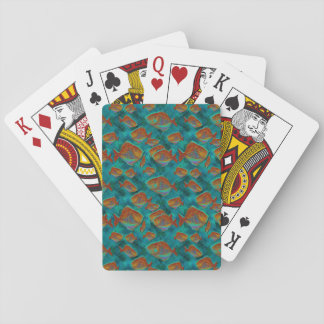 Lucky Fishing Playing Cards