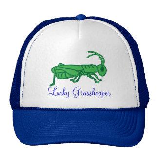 Lucky Grasshopper Trucker Hat