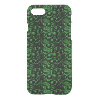 Lucky Green Glam iPhone 7 Translucent Case