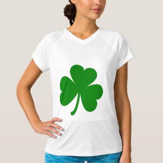 Lucky Green St Patrick's Day Shamrock T-Shirt