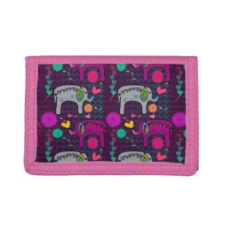 Lucky Hindu Elephant Designed Wallet