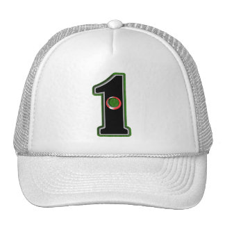 Lucky Hole in One Cap