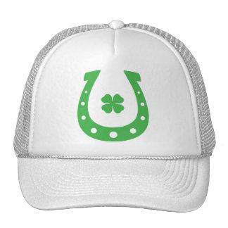 Lucky Horseshoe Hat