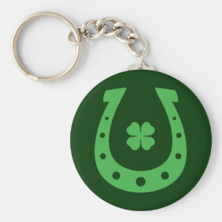 Lucky Horseshoe Key Chains