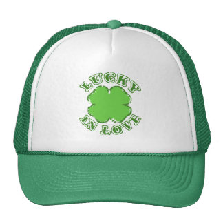 Lucky in Love Cap