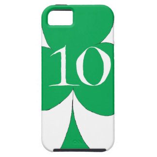 Lucky Irish 10 of Clubs, tony fernandes Case For The iPhone 5