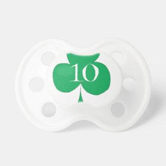 Lucky Irish 10 of Clubs, tony fernandes Dummy