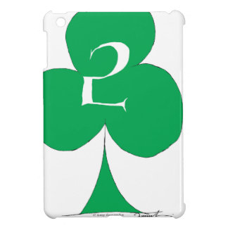 Lucky Irish 2 of Clubs, tony fernandes iPad Mini Cases
