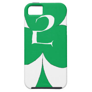 Lucky Irish 2 of Clubs, tony fernandes iPhone 5 Cases