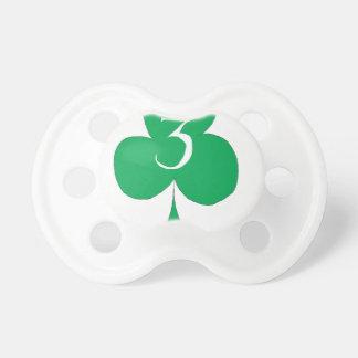 Lucky Irish 3 of Clubs, tony fernandes Dummy