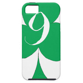 Lucky Irish 9 of Clubs, tony fernandes iPhone 5 Cases